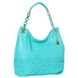 Tabatha Quilted Hobo Handbag