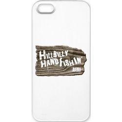 Hillbilly Handfishin' Wooden Sign iPhone 5 Case