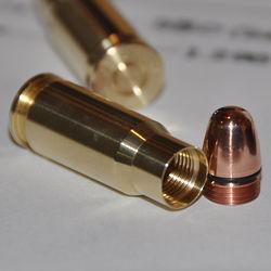 357 Bullet Key Ring Stash