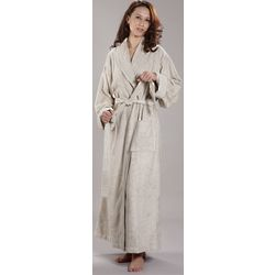 Bamboo Full Length Bathrobe