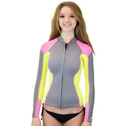 Dawn Patrol Front Zip Wetsuit Jacket