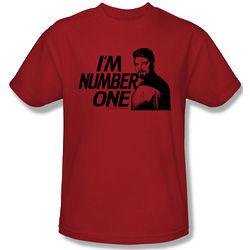 Star Trek I'm Number One Riker T-Shirt