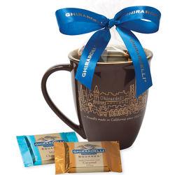 San Francisco Skyline Chocolates Mug