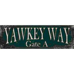 Yawkey Way Sign