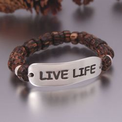 Live Life Bracelet