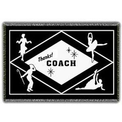 Thanks! Coach Dance Afghan