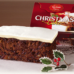 Tea Time Christmas Cake