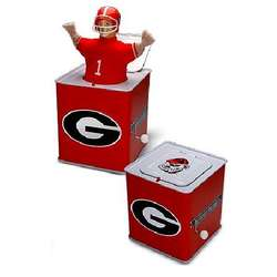 Georgia Bulldogs NCAA Jock-In-The-Box