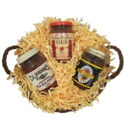 Hot Salsa 3 Jar Gift Set