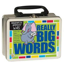 Really Big Words Magnetic Poetry