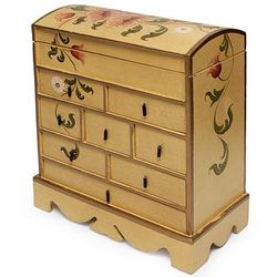 Tulips Decorative Chest of Drawers