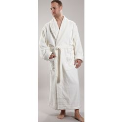 Organic Cotton Full Length Men's Bathrobe