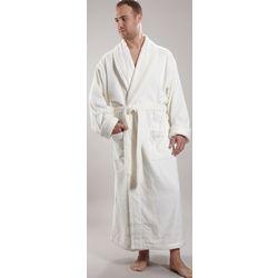Organic Cotton Full Length Men's Bathrobe