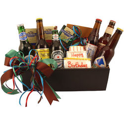 Birthday Beer Bash Gift Box