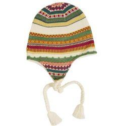 Women's Hip Fairisle Knit Heidi Hat