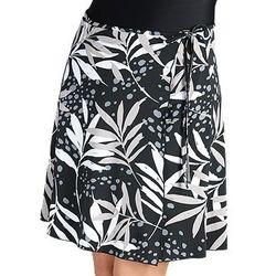 Women's Print Wrap Swim Skirt