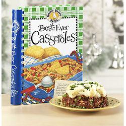 Gooseberry Patch Best Ever Casseroles Cookbook