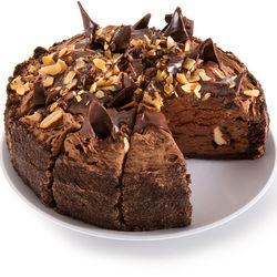 Chocolate Eruption Cake