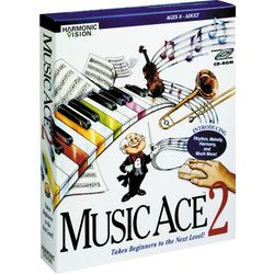 Harmonic Vision Music Ace 2 Lab Pak 5
