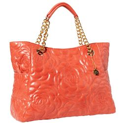 Kapa Floral Quilted Tote