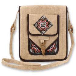 Earth Miracle Hemp Shoulder Bag