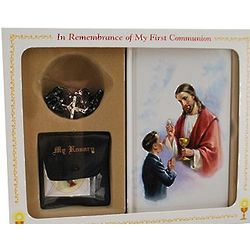 Holy Communion Classic Boxed Set for Boys