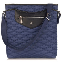 Maple iPad Cross Body Tote in Marine