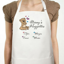 Huggable Personalized Apron