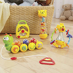 On-the-Go Mega Bundle of 5 Toddler Toys