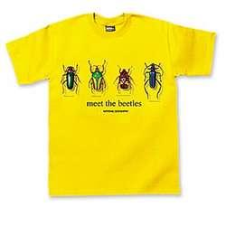 Meet the Beetles Adult T-shirt