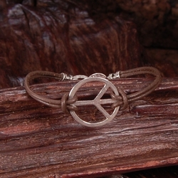 The Sign Of Peace Bracelet