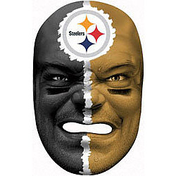 Pittsburgh Steelers NFL Fan Face