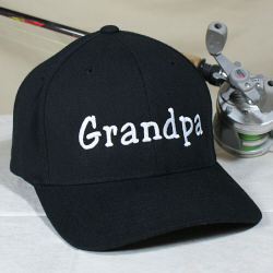 Custom Embroidered Name Hat