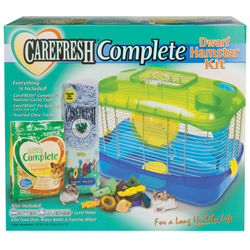Carefresh Complete Dwarf Hamster Kit