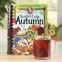 Gooseberry Patch Quick & Easy Autumn Cookbook