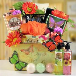 In the Garden Spa Gift Basket