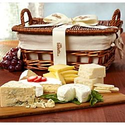 Handcrafted Cheese Hamper