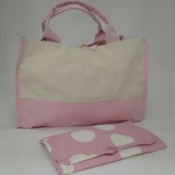 Personalized Diaper Bag & Changing Pad