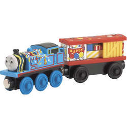 Happy Birthday Thomas & Boxcar Train