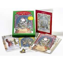 Christmas Tales Storytelling Activity