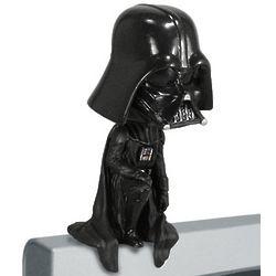 Darth Vader Bobblehead Computer Sitter
