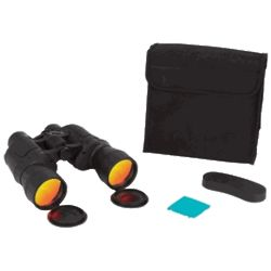 Binoculars with Ruby Red Glare Reduction