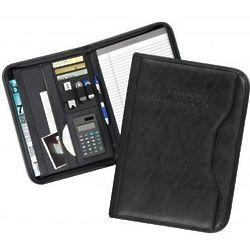 Winning With Teamwork Executive Padfolio with Calculator
