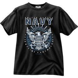 US Navy Any Time, Anywhere T-Shirt