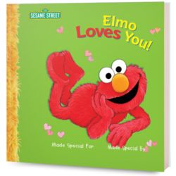 Elmo Loves You! Personalized Book