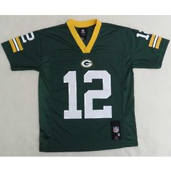Youth's Aaron Rodgers #12 Packers Jersey
