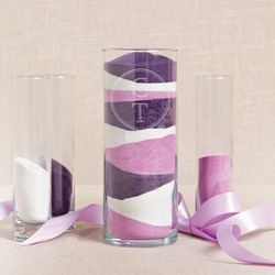 Modern Initial Wedding Sand Ceremony Kit