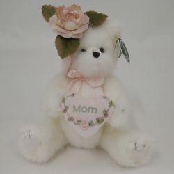 Mommy Tender Heart Teddy Bear