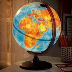 Orion Relief Globe