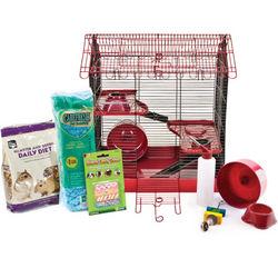 Deluxe Hamster Starter Kit